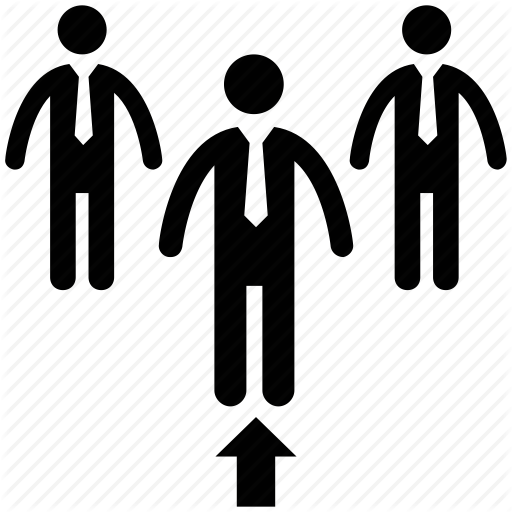 jpg black and white library community vector human #92642431