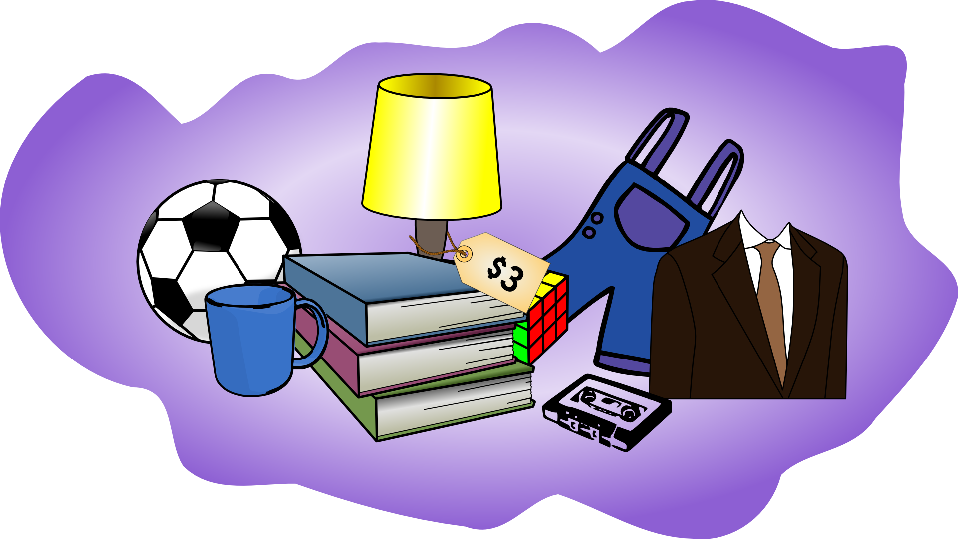 banner transparent download Host A Yard Sale For Financial And Environmental Benefits