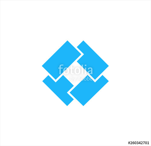 clipart business design logo of company for technology and education