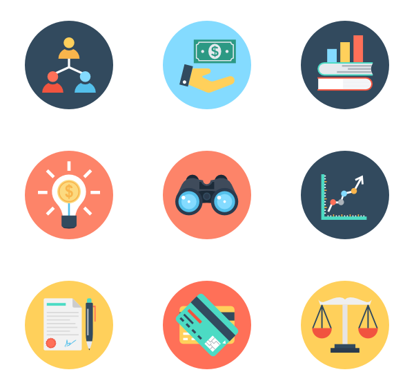 vector transparent download Free icons designed by. Vector button colored