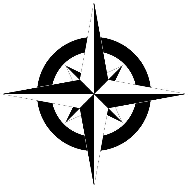 graphic black and white Clip art free panda. Compass clipart