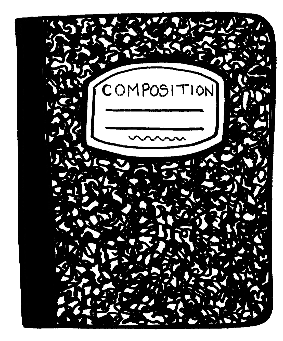 clip art royalty free composition notebook clipart #66243641