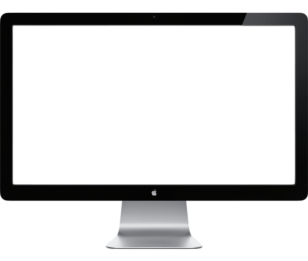 graphic free library Mac clipart coputer. Apple monitor transparent png.