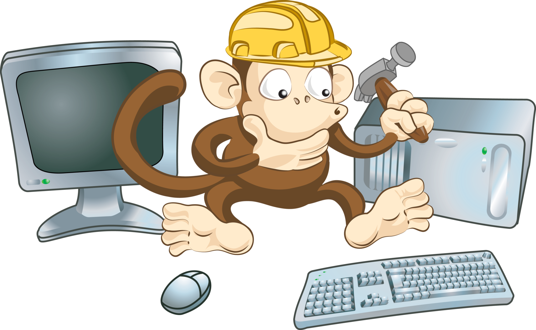 png royalty free Team clipart computer. Tired free on dumielauxepices