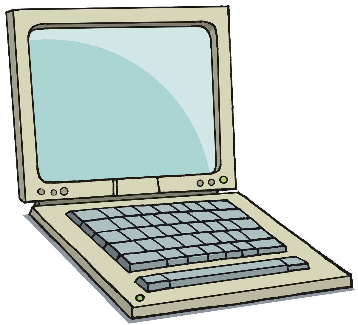 banner transparent library Computer Clipart