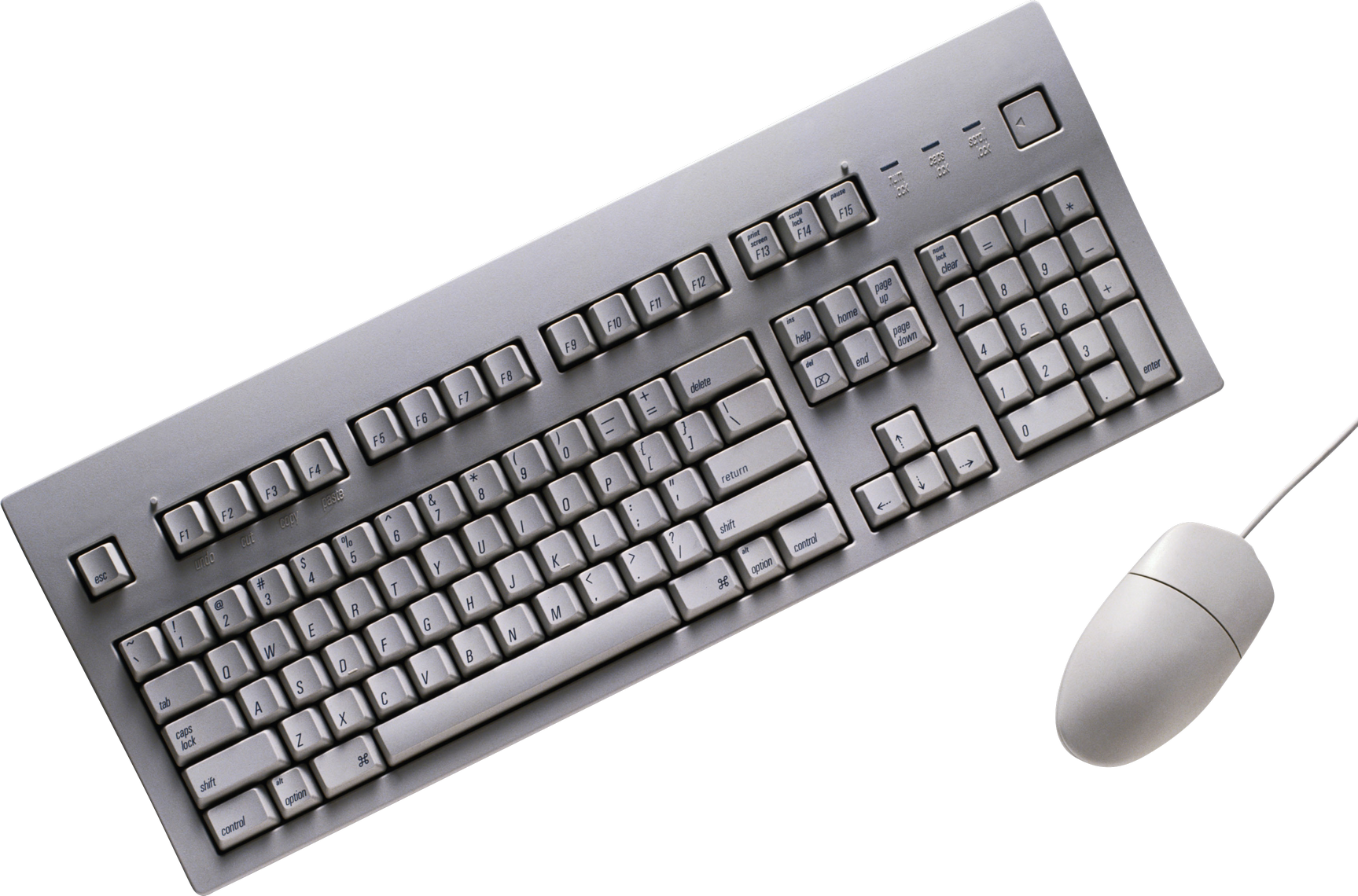 jpg freeuse stock Computer keyboard clipart black and white. Png image purepng free
