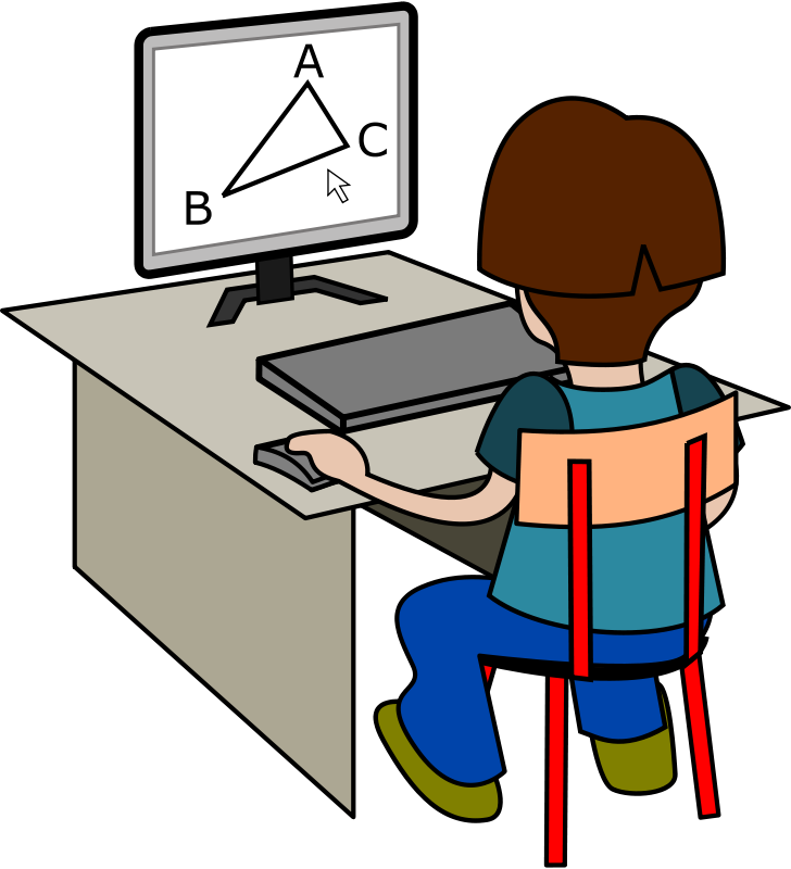 black and white library Math Problem Clipart at GetDrawings