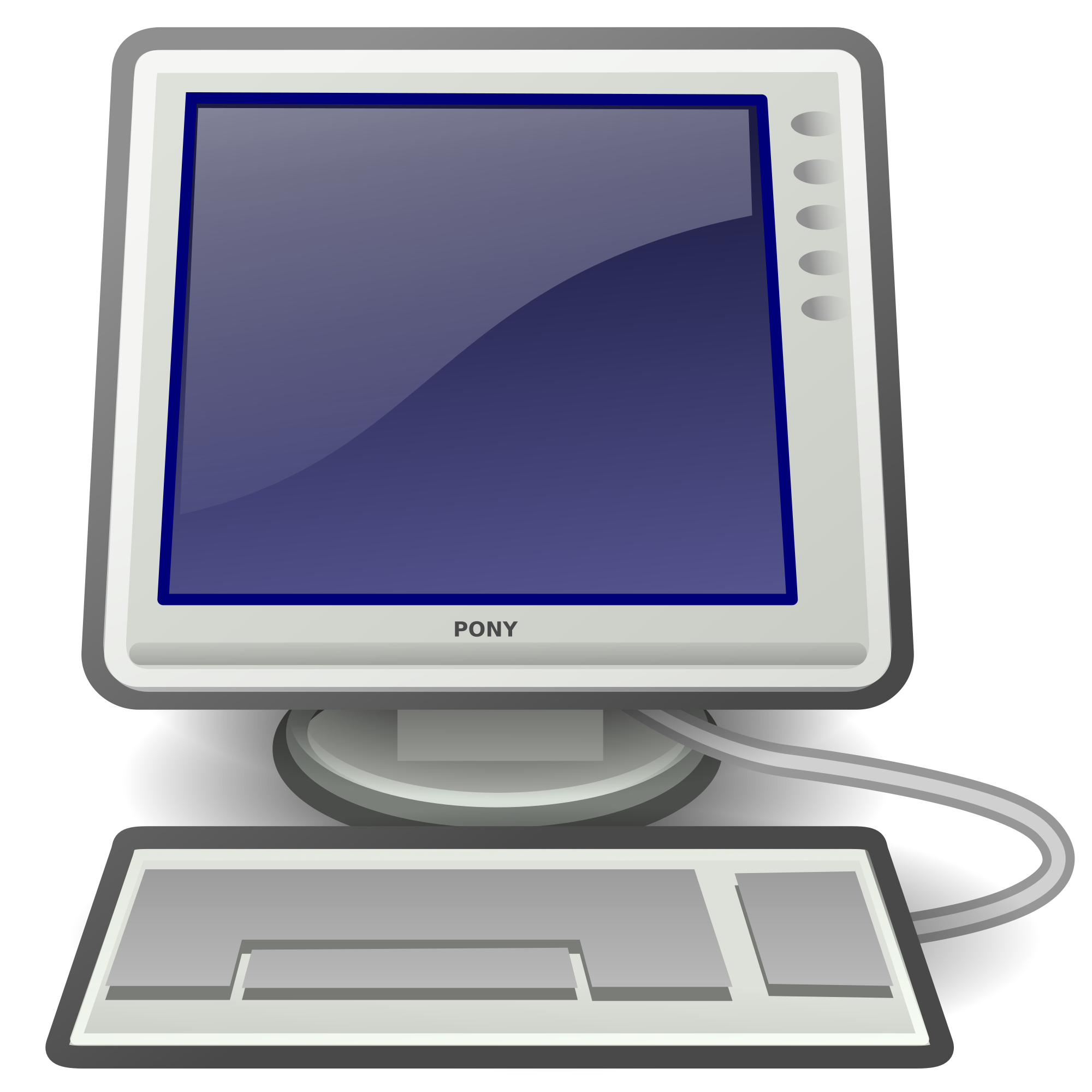 vector transparent Computer svg. File wikimedia commons open