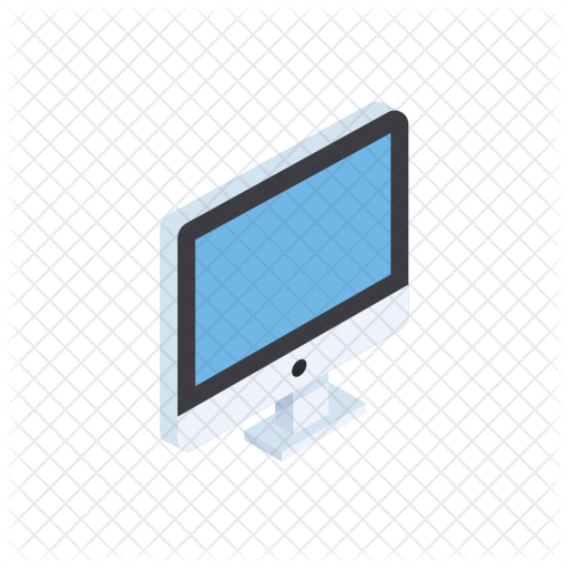 svg library stock computer svg isometric #110947645