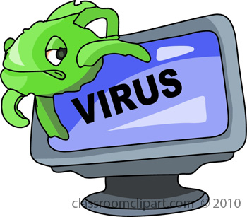 picture royalty free stock Free cliparts download clip. Computer virus clipart