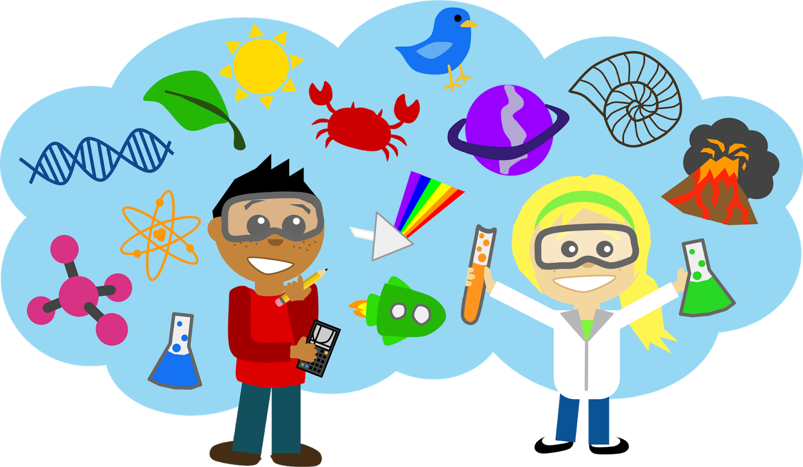 clipart royalty free stock Collection of free Curios clipart science