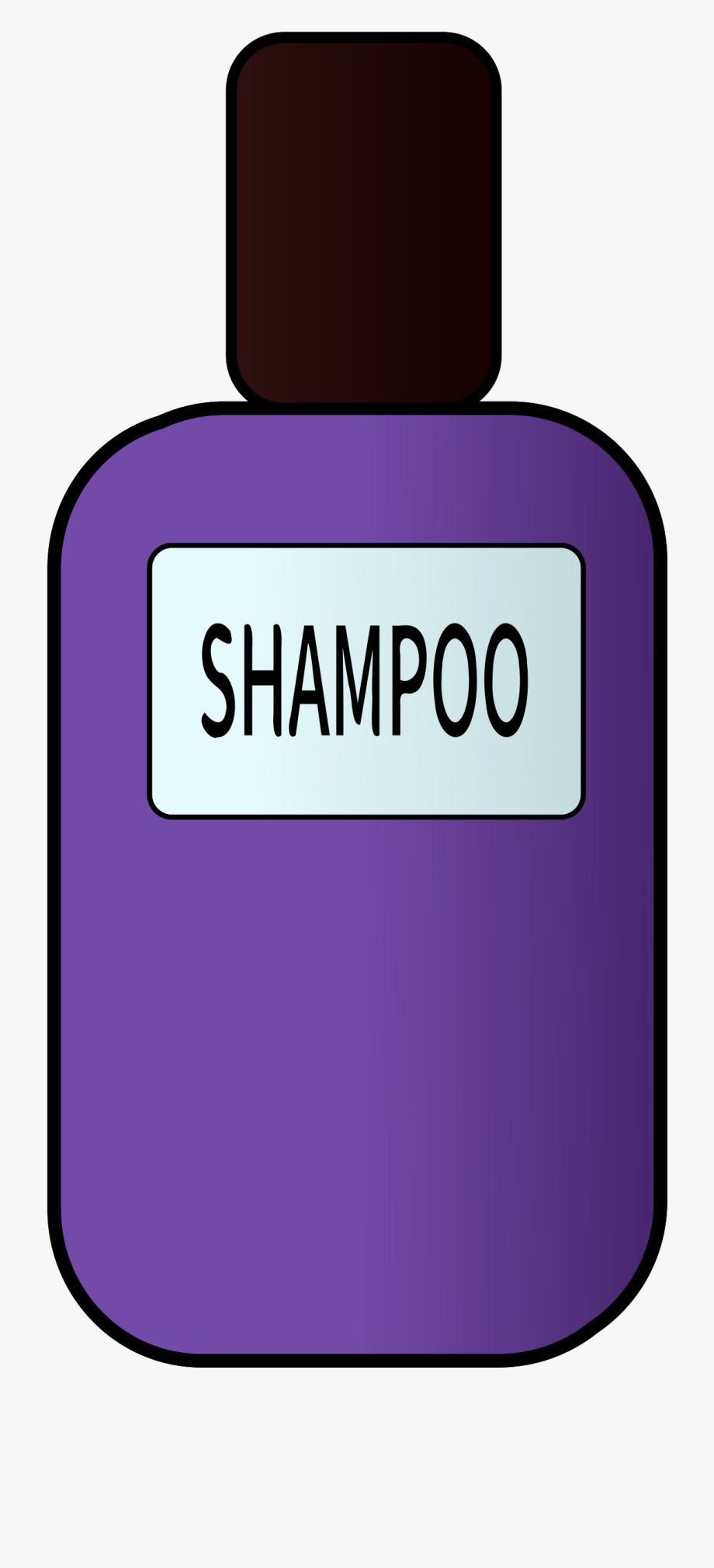 banner free stock Shampoo and soap clip. Conditioner clipart