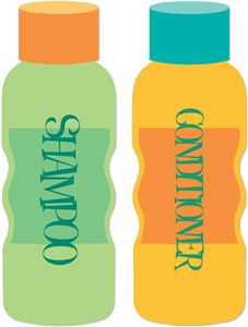 clip library download Free shampoo cliparts download. Conditioner clipart