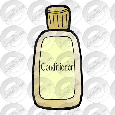 clip art freeuse download Picture for classroom therapy. Conditioner clipart