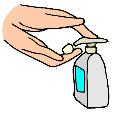 clip download Soap Clipart hand sanitiser