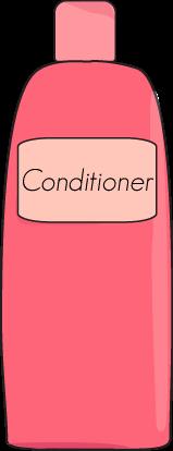 image transparent Conditioner clip art image. Brushing clipart soap shampoo.