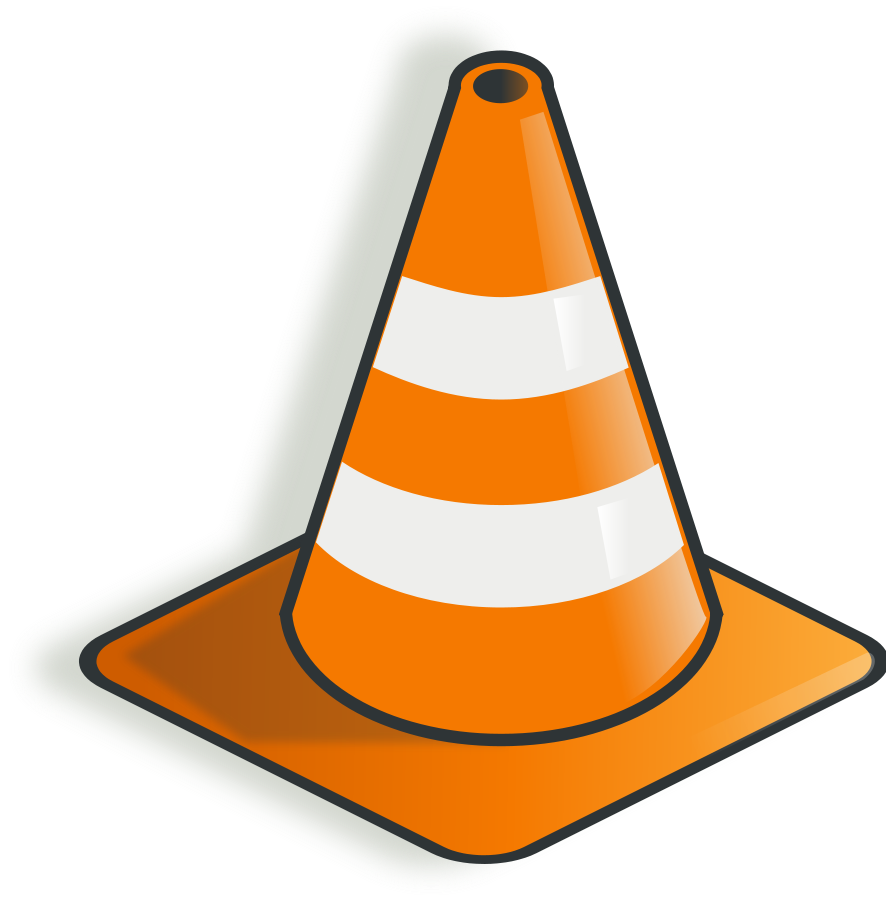 banner download . Cone clipart.