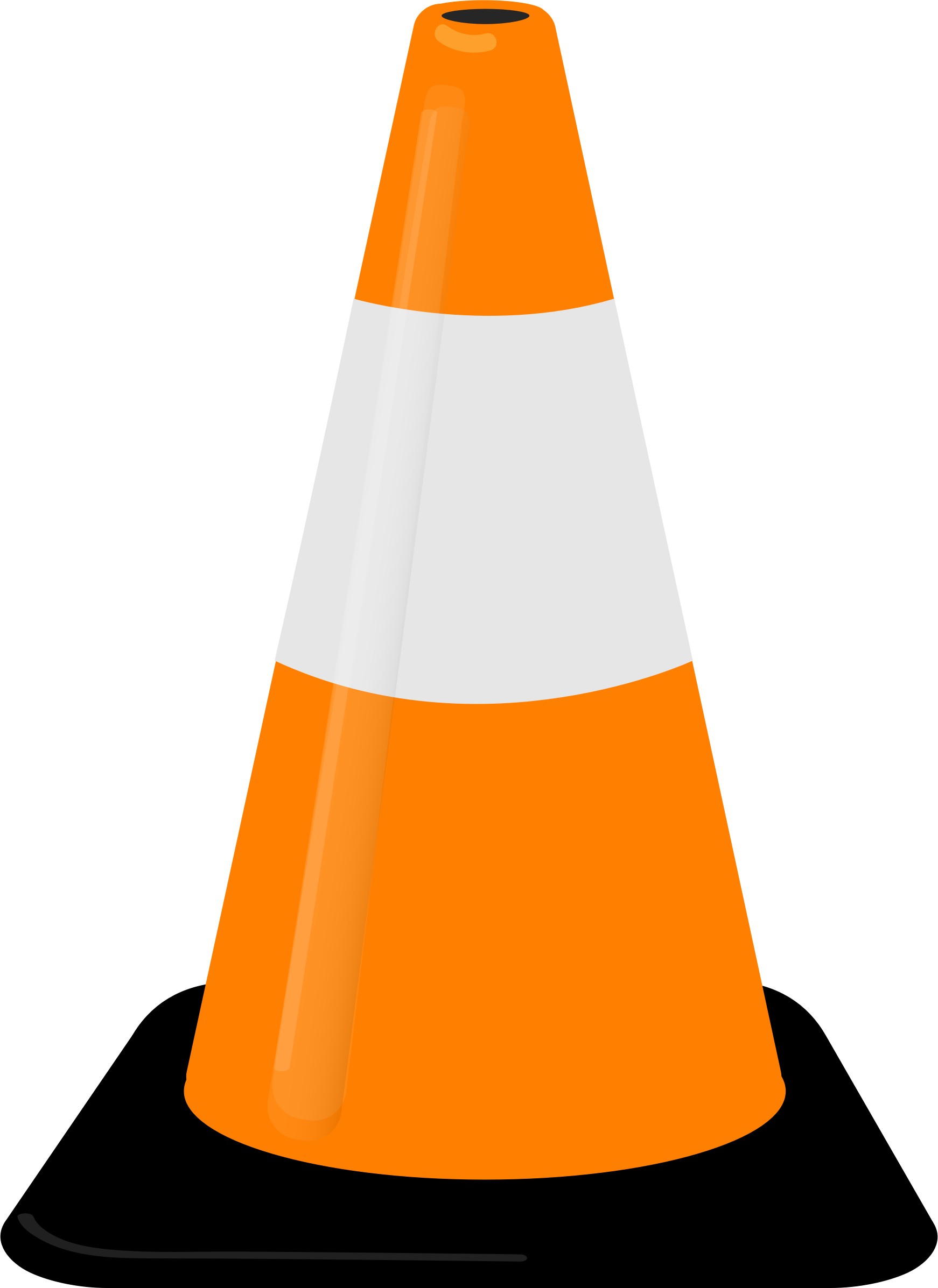 clipart freeuse library Cone clipart. Plain free on dumielauxepices.