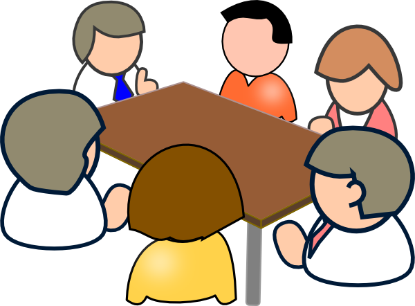 banner stock conference clipart meeting clipart free clipart images