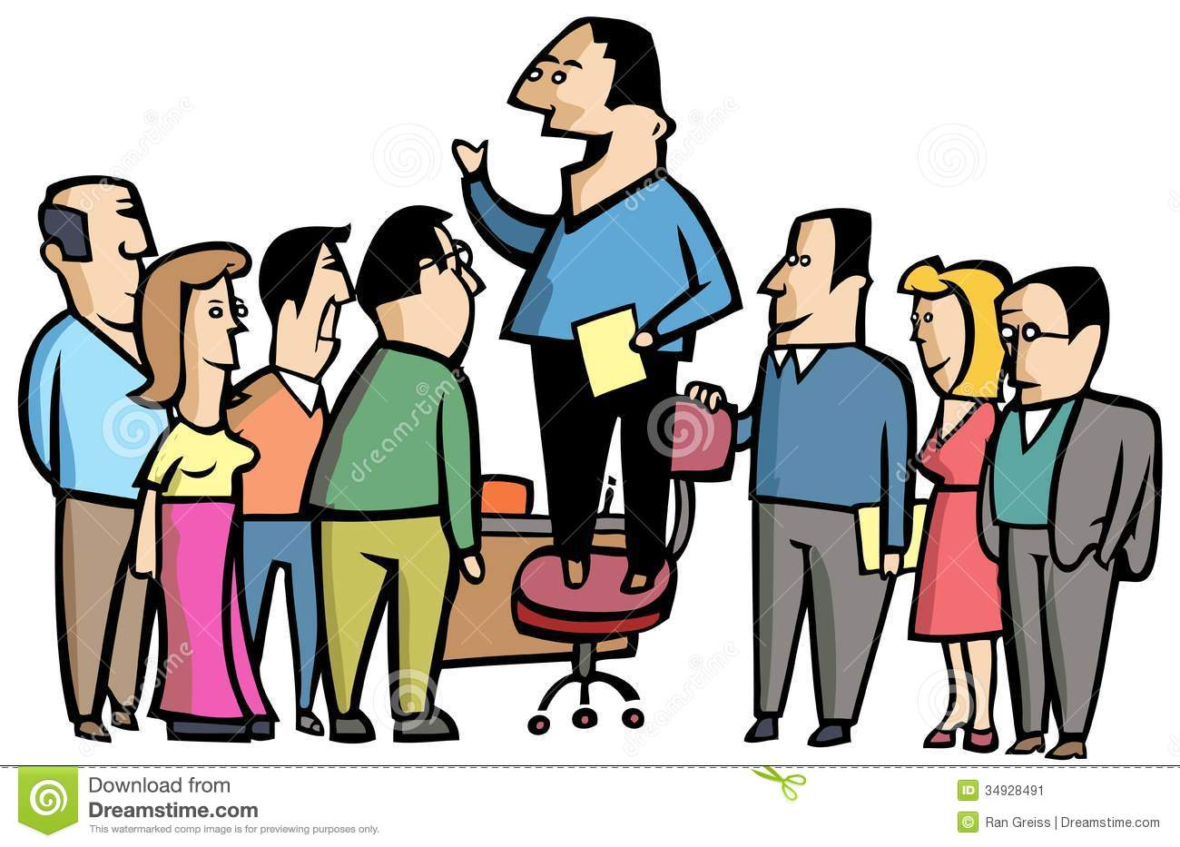 graphic royalty free download Free download best . Conference clipart group meeting