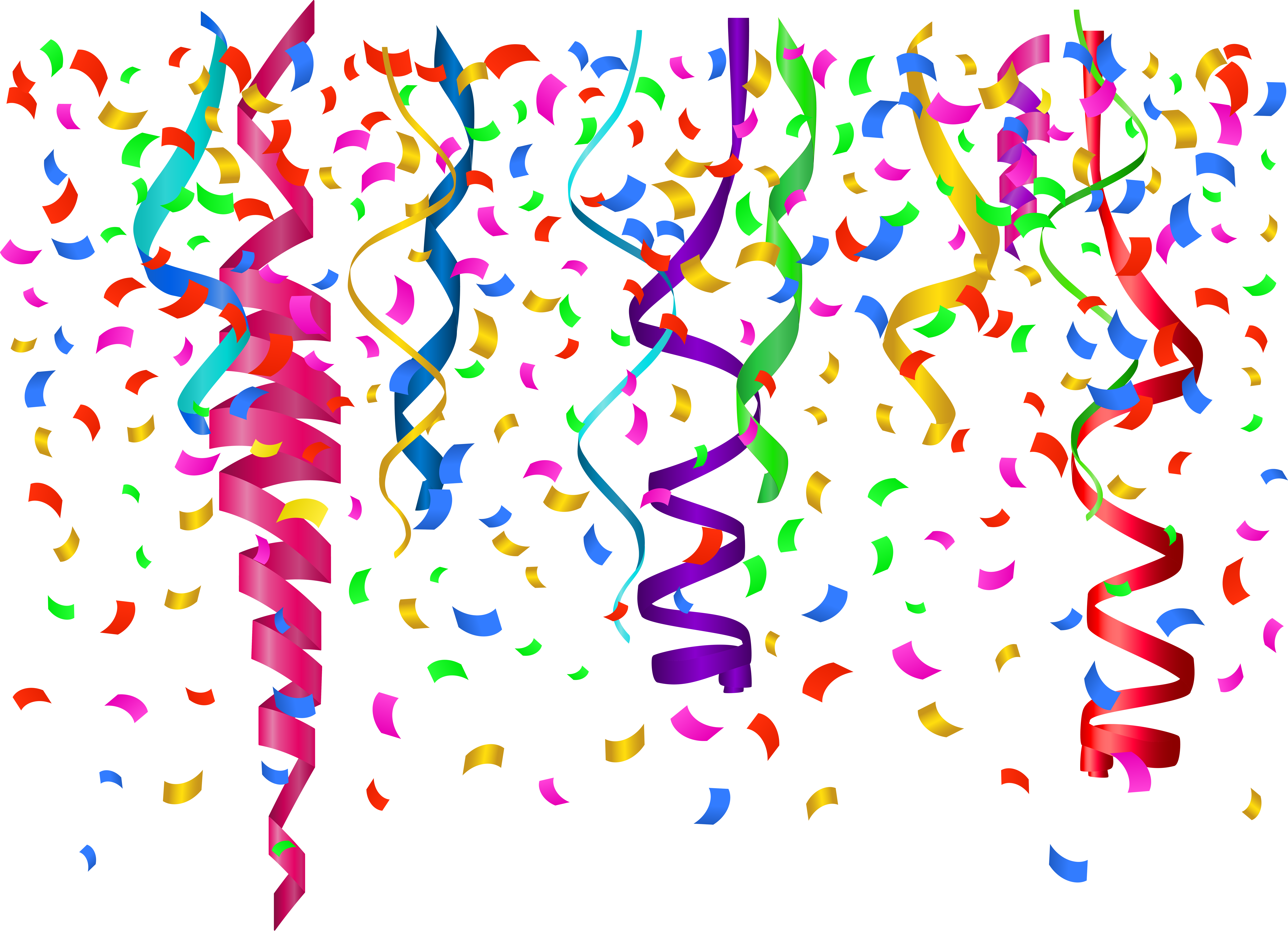 clipart library stock Confetti clipart. Png transparent clip art