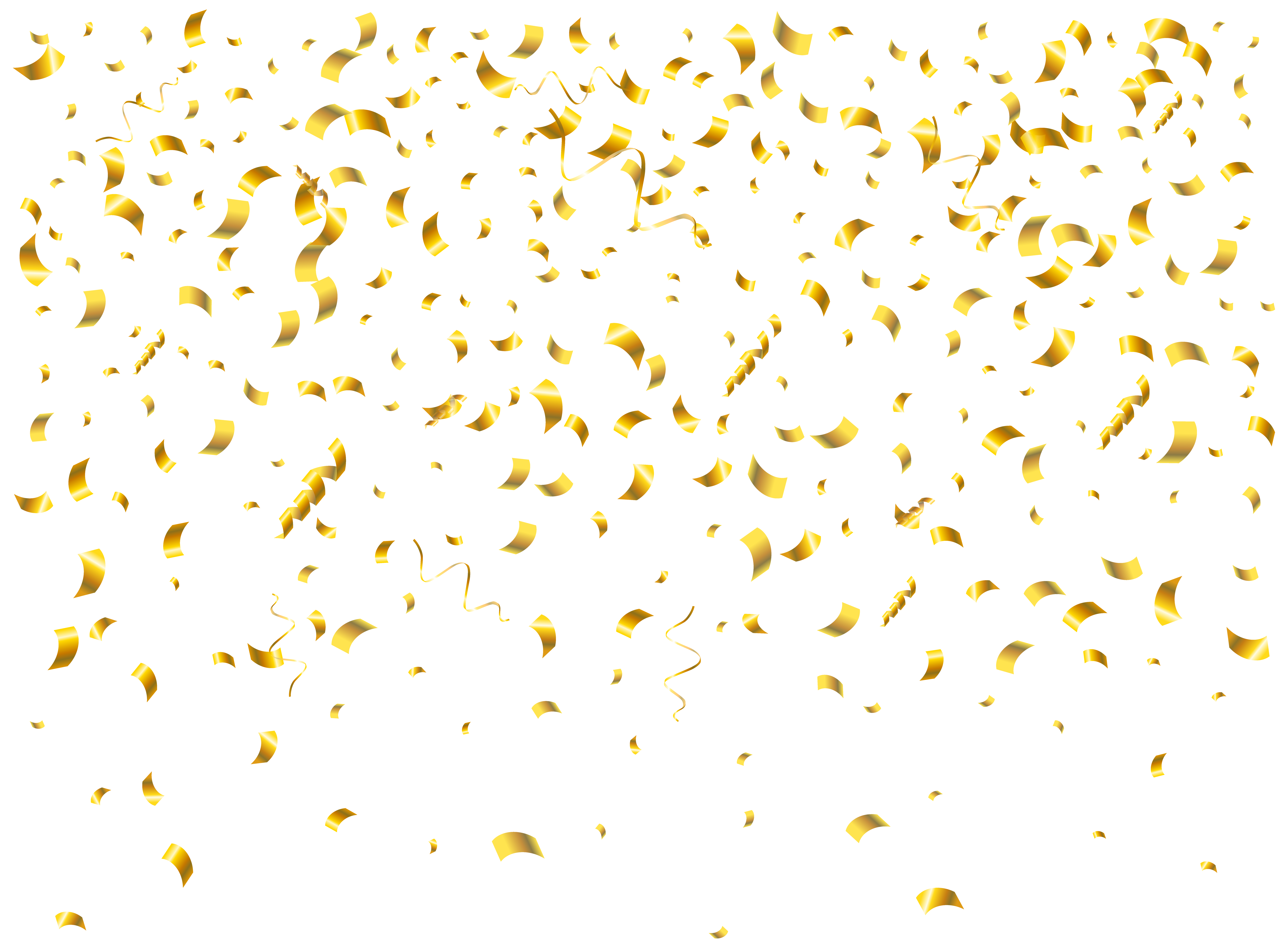clip royalty free download Confetti border clipart. Download free png transparent