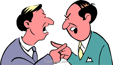 clipart free stock Argument Clipart Group