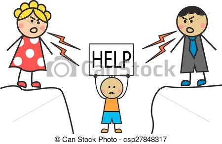 jpg transparent download Conflict clipart parent child. Graphics illustrations free download