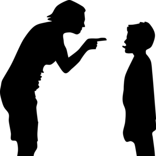 image transparent stock Conflict clipart parent child. Mother and lack of