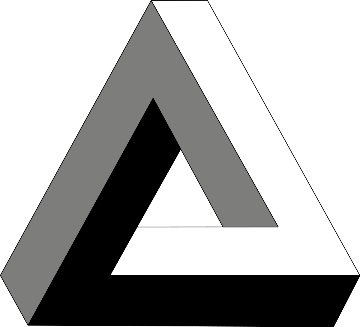 jpg library Penrose triangle