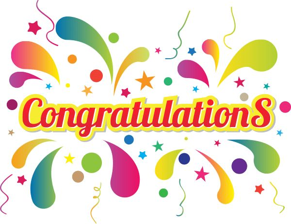 clipart freeuse library Congratulation images on cliparts. Congratulations clipart
