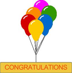 picture Congratulations clipart. Free images congrats pinterest.