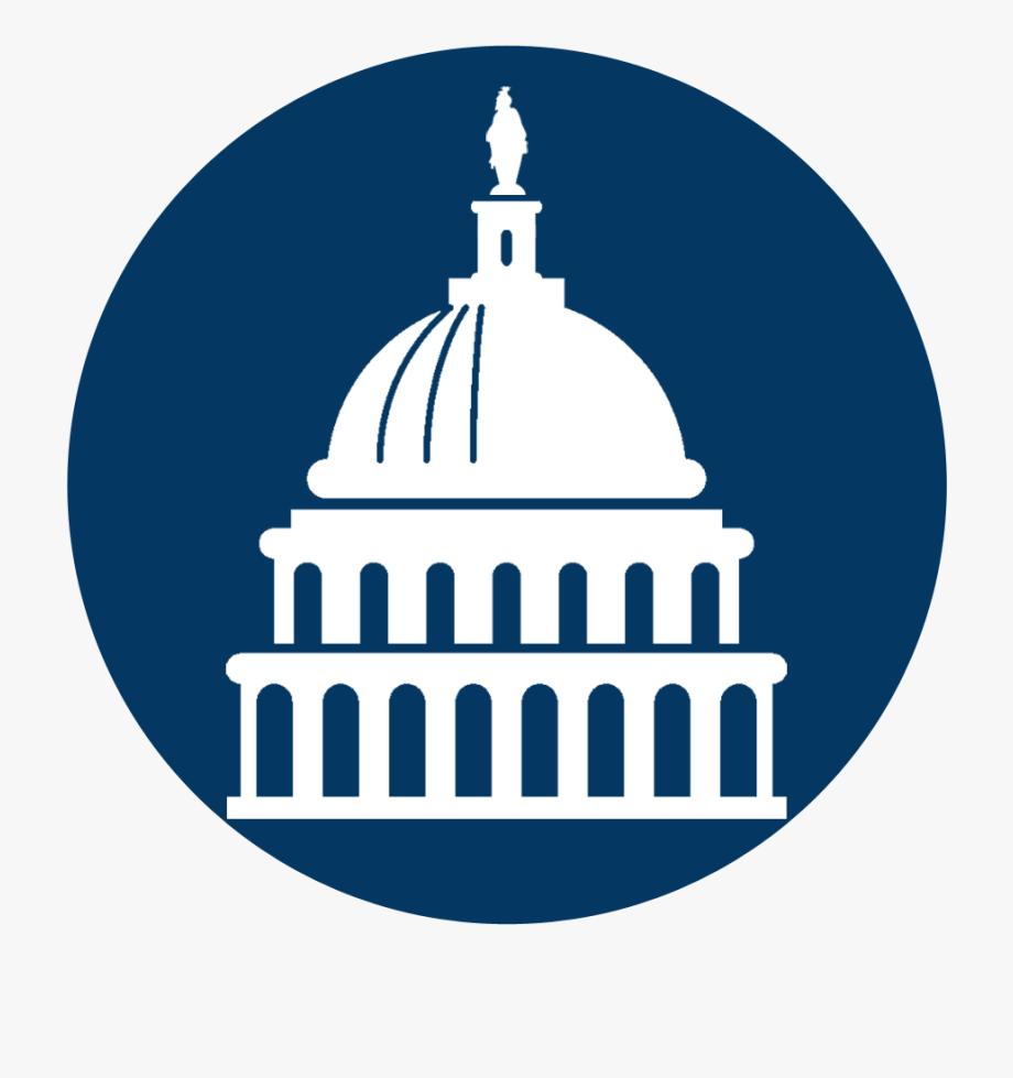 image black and white download Washington dc clipart. Congress trip net neutrality