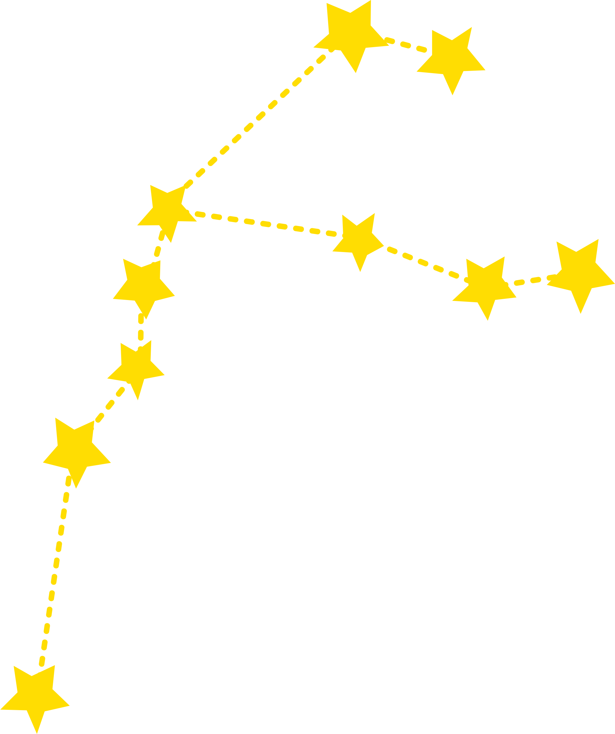 clip freeuse download Star constellations clip free. Constellation vector.