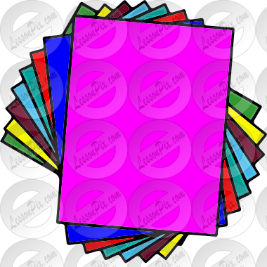 svg free Construction paper clipart. Picture for classroom therapy.