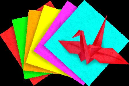 picture free stock Origami and orizuru free. Construction paper clipart.
