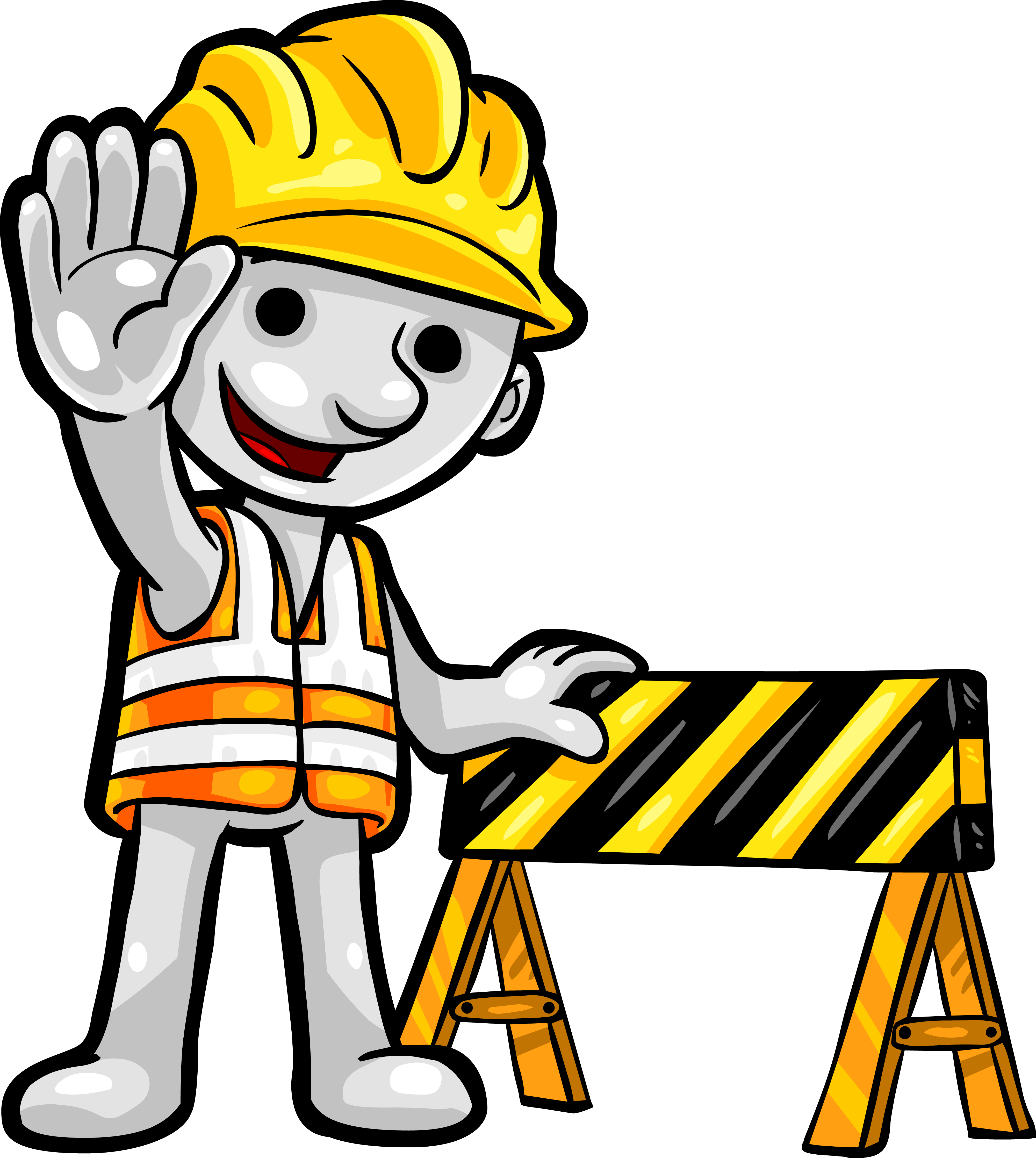 jpg library Pin by perfect choice. Construction safety clipart.