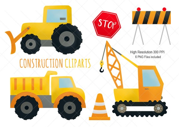 picture freeuse download Construction truck clipart. Clip art road instant.