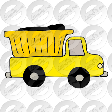 jpg freeuse library Dump truck picture for. Construction vehicle clipart.