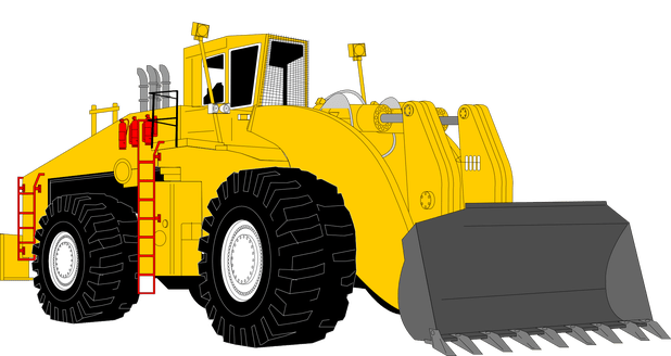 clipart black and white download Construction vehicle clipart. Equipment cartoon pictures cartoonview.
