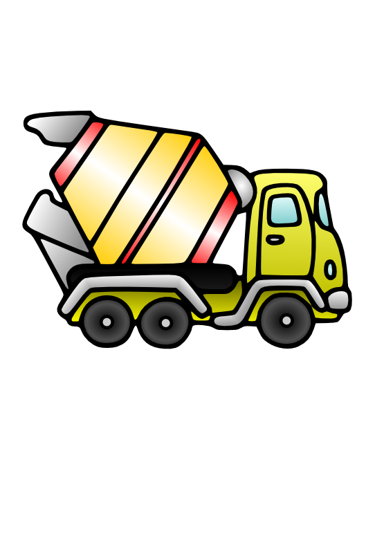 graphic download Construction vehicle clipart. Tonka at getdrawings com.