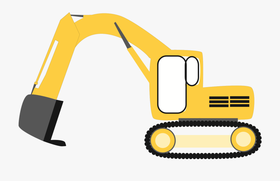 jpg black and white Construction vehicle clipart. Trucks svg files clip.