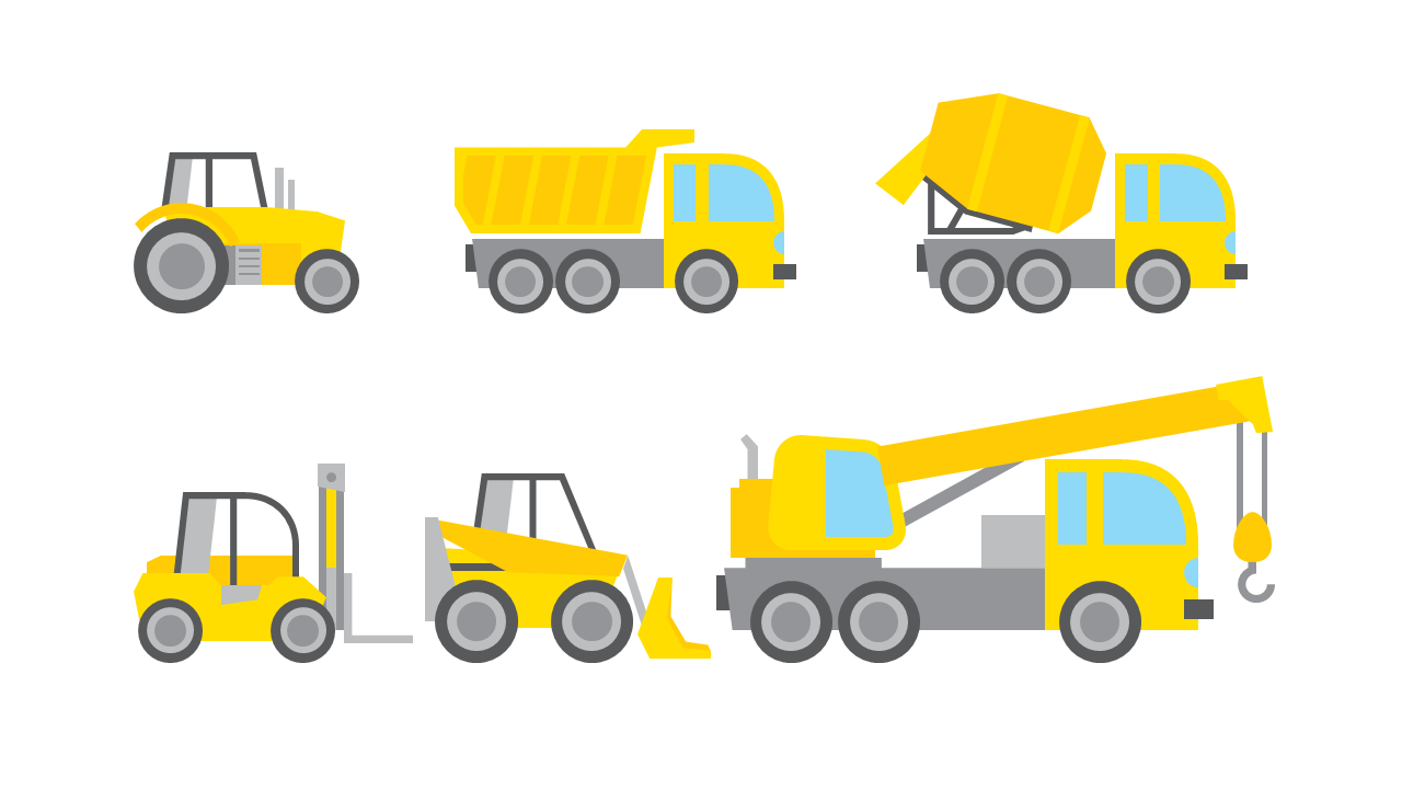jpg transparent library Construction vehicles clipart. Free vehicle cliparts download.