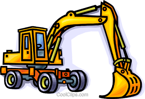 jpg royalty free download Construction Equipment Clipart at GetDrawings