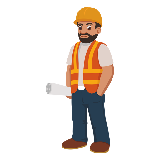 jpg stock Construction worker clipart. Cartoon png free svgs.