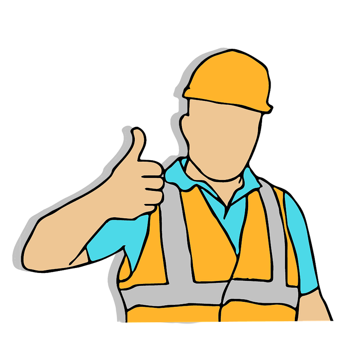 clip art free download Heartlove info this page. Construction worker clipart.