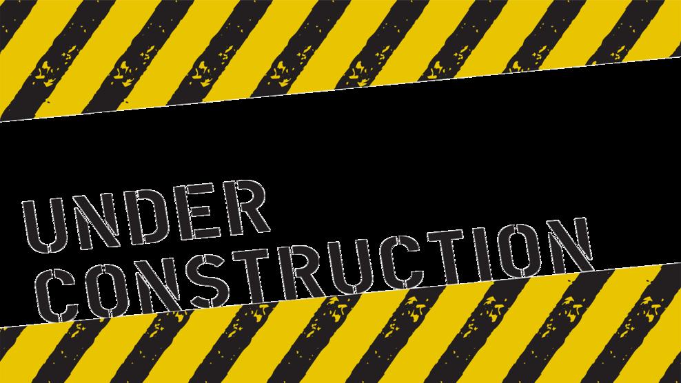 clipart transparent Services site under. Construction zone clipart.