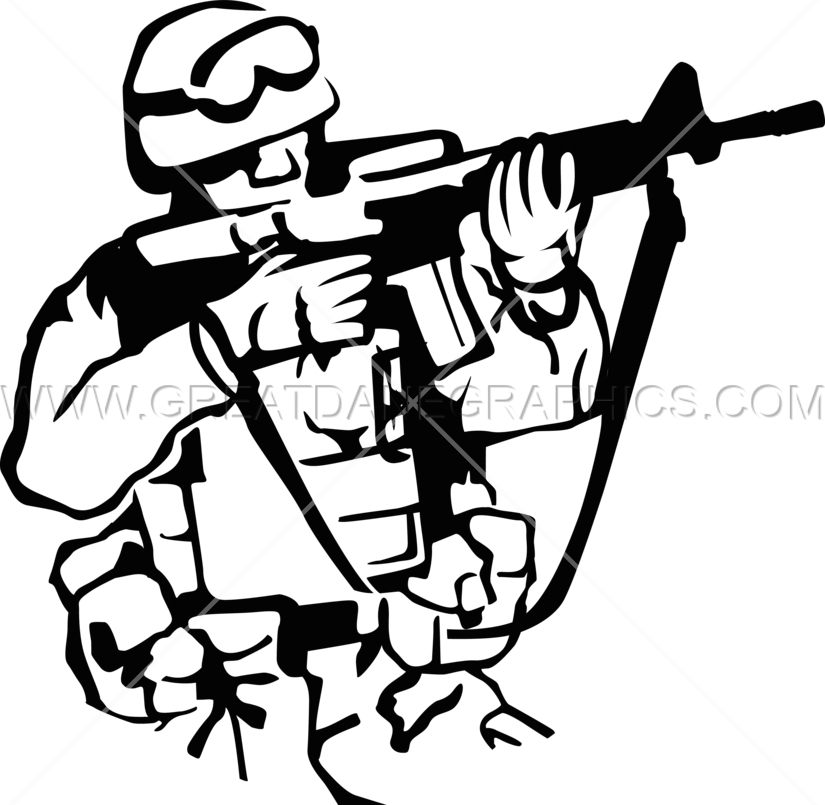 svg free download American soldier at getdrawings. Usa drawing troops