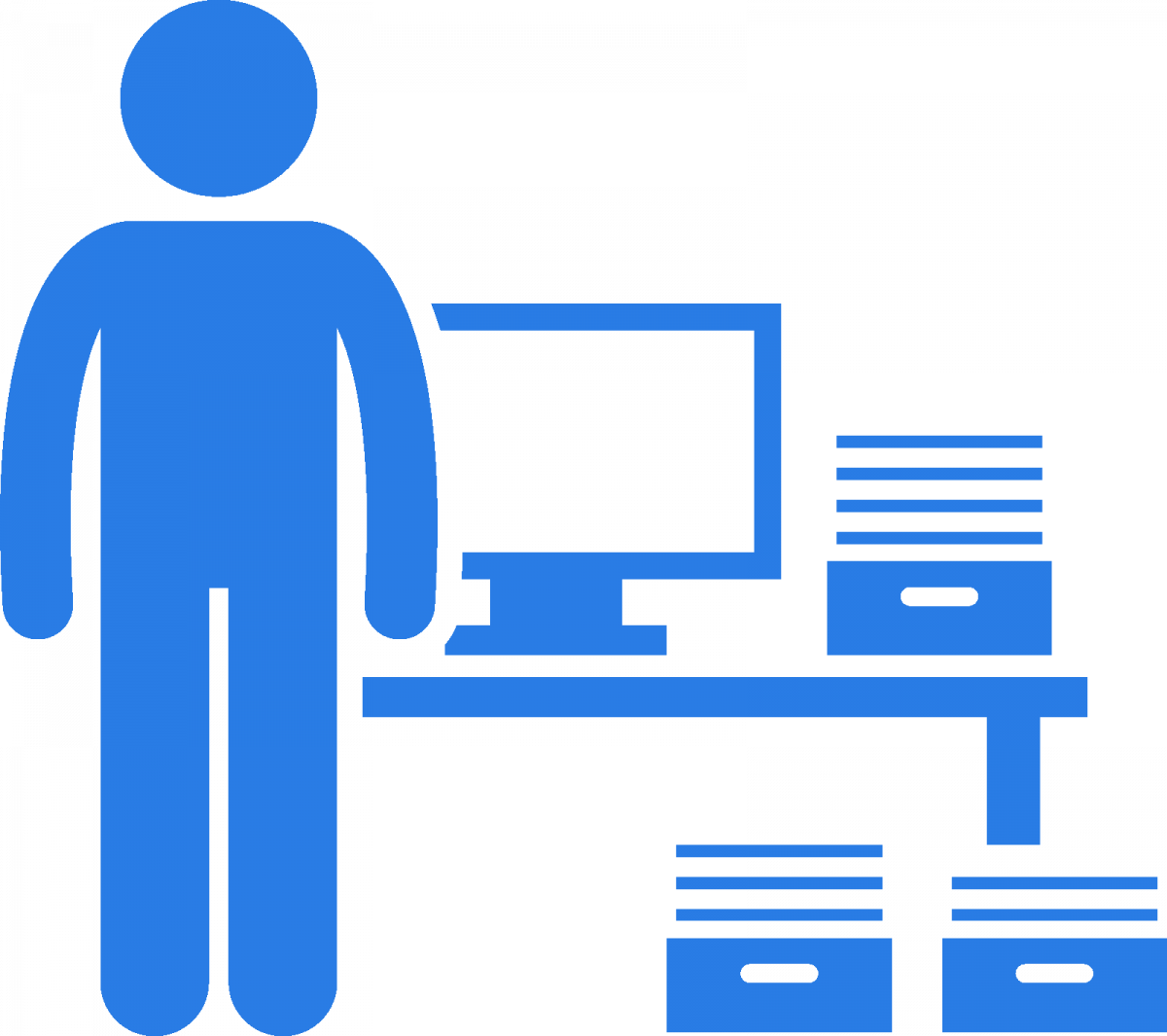 clipart black and white library Data Entry Automation Software