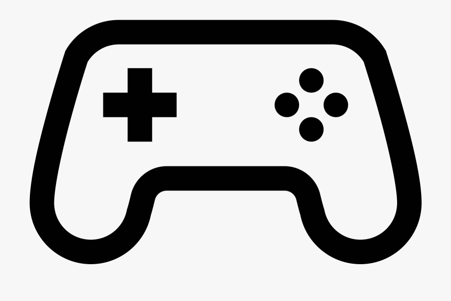 freeuse Gaming png . Controller clipart.